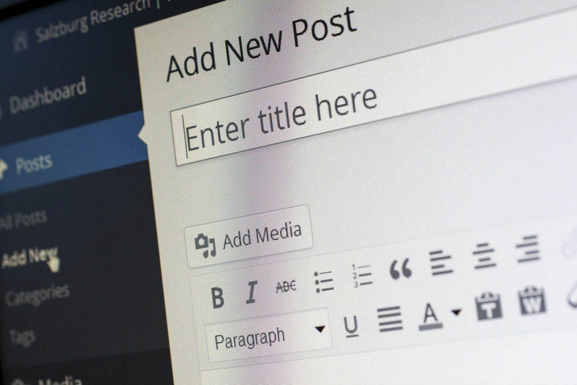 Como fazer o SEO do seu site em WordPress